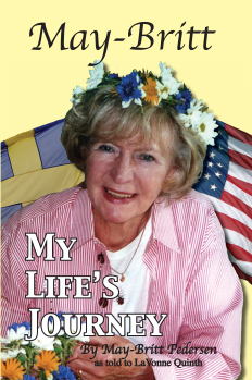 Book - My Life's Journey - by May-Britt Pedersen